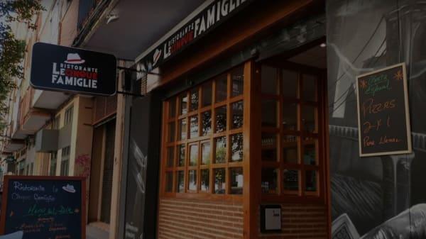 Ristorante Le Cinque Famiglie, Valencia