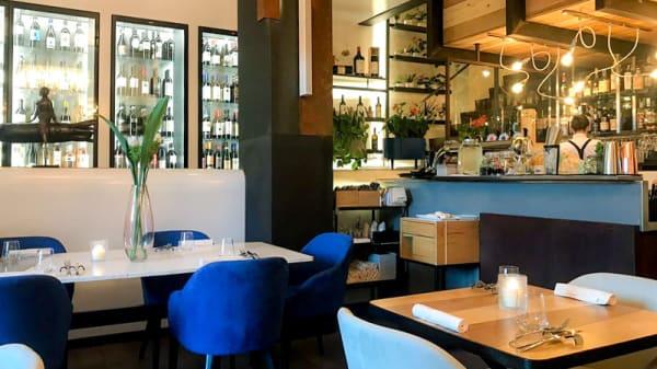 Veduta dell interno - Ohimà restaurant, Positano