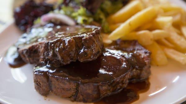 sugerencia del chef - Rock & Ribs, Buenos Aires