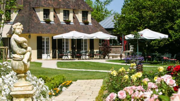 la terrasse - La Briqueterie, Vinay