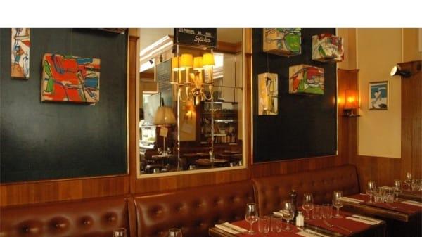 Aperçu de l'intérieur - Café Remor, Genève