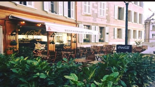 La Terrasse - Le Boël, Genève
