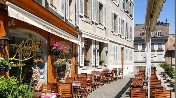 Le Boël, Genève