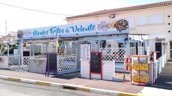 Devanture - Le Provençal - Bab´moule, Portiragnes