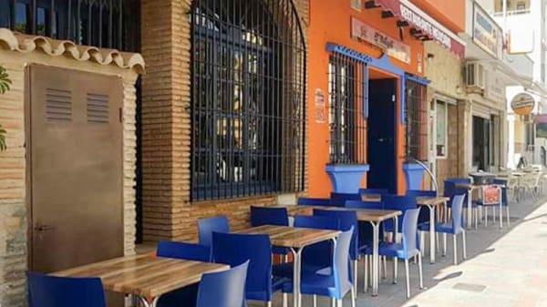 Terraza - El Molcajete, Fuengirola