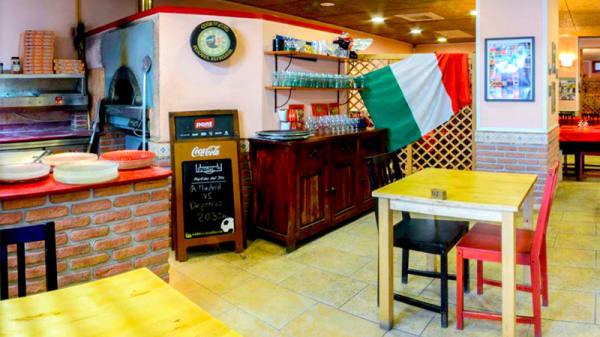 Pizzeria Sole-Rossonero 1 - Pizzeria Sole-Rossonero, Cerdanyola Del Valles