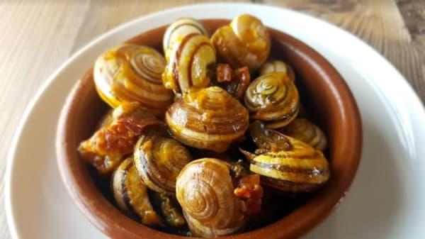 Sugerencia del chef - El Buen Hacer, Madrid