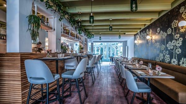 Restaurant Mara, Rotterdam