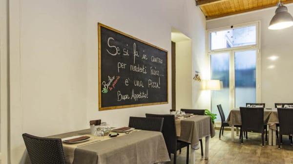 Vista sala - Basilico, La Pizzeria, Palermo