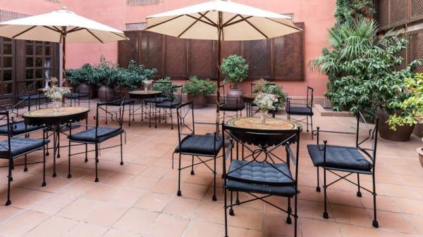 Terraza - Restaurante Parador de Tordesillas, Tordesillas