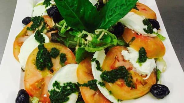 Suggestion du chef - O'Delices, Bastia