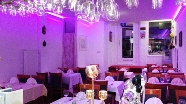 restaurantzaal - Himalayan Kitchen, Amsterdam