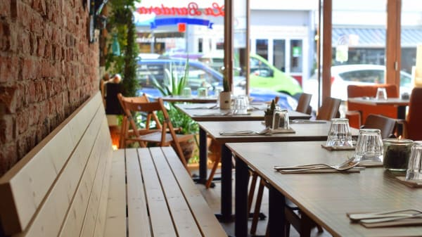 Restaurant - La Bandera, Rotterdam