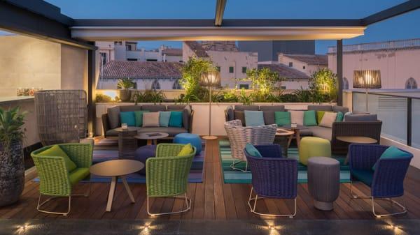 Terraza - Rooftop El Llorenç, Palma de Mallorca
