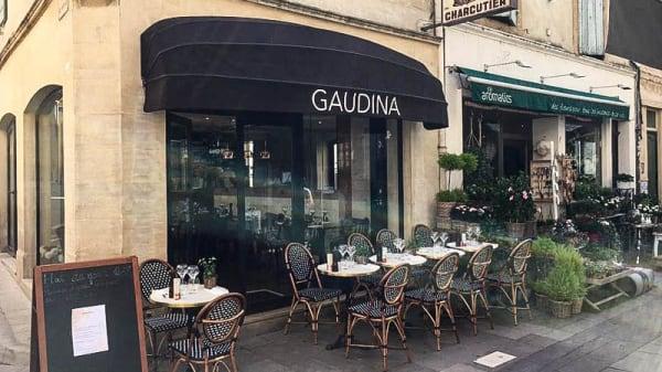 Devanture - Gaudina, Arles