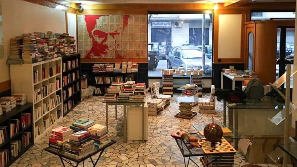 Vista sala - Todomodo Libreria Bistrot, Rome