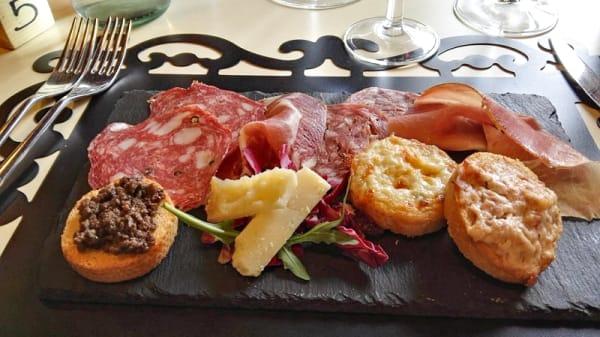 Piatto - La Leopolda, Cortona