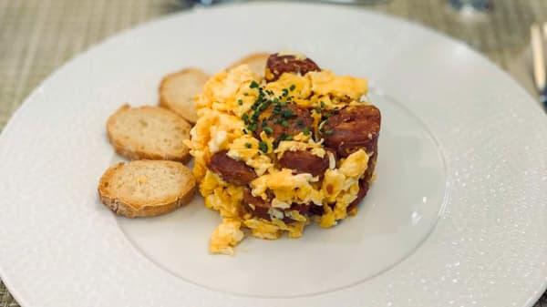Sugerencia del chef - Restaurante Jordi's, Tortosa