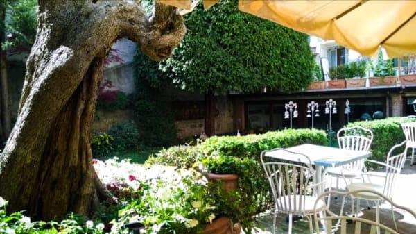 Il Giardino - Ristorante La Gradisca, Bergamo