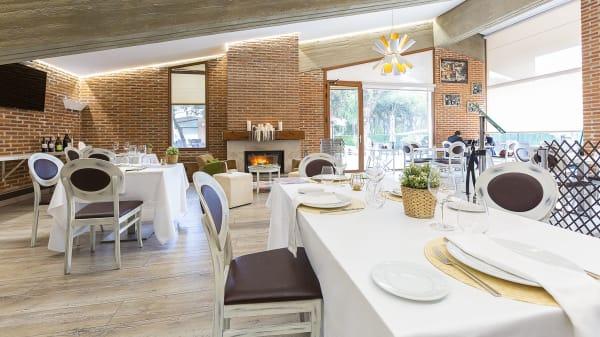 comedor  - Hotel Resort El Montico singular's hotels & restaurants, Tordesillas
