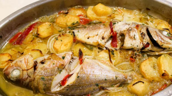 Sugerencia del chef - La Posada, O Grove