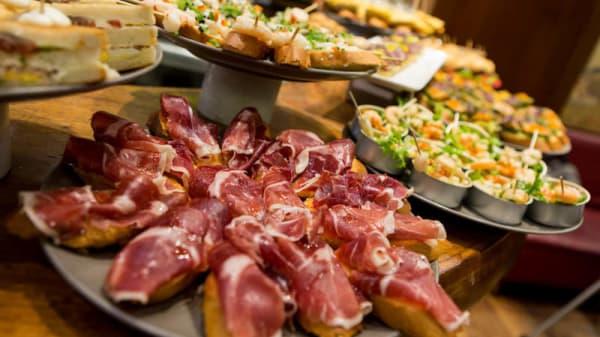 Sugerencia de plato - Txapela Paseo de Gràcia 58, Barcelona