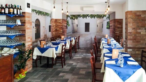 Vista sala - Trattoria du Lantirneri, San Vito Lo Capo