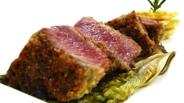 bocconcini di carne - Ristorante Boeucc, Saronno