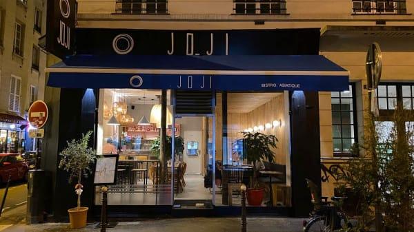 Entrée - Joji, Paris