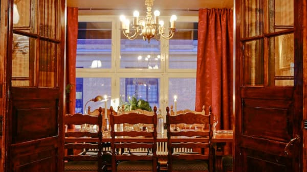 Dining room view - Byns Bistro, Göteborg