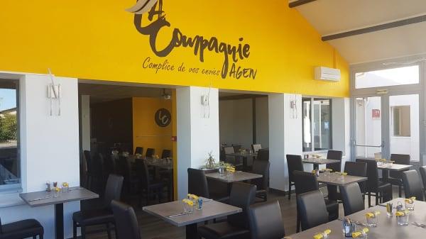 Restaurant - La Compagnie Bistrot - Agen, Le Passage