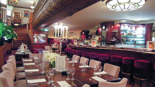 Het Restaurant - Grand Café L'Opera, Amsterdam