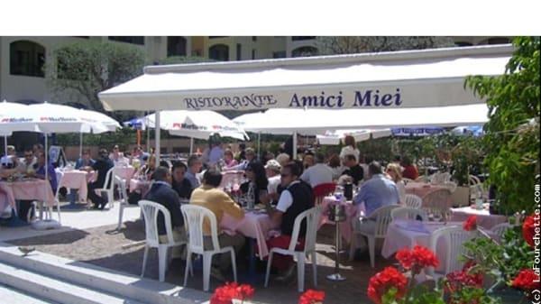 Terrasse - Amici Miei, Monaco