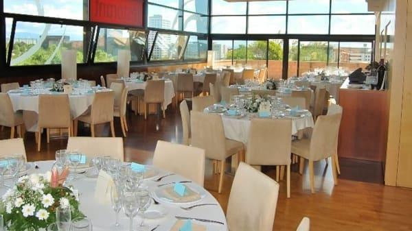 Vista sala - Restôrant, Sabadell