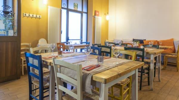 Interno - DA Marcolino cucina e padellino, Torino