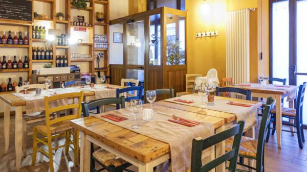 Interno - Da Marcolino cucina e padellino, Turin