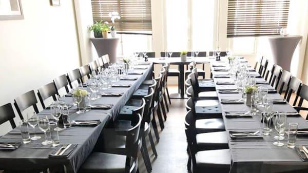 Zaaltje voor groepen - Café Belge, Malines