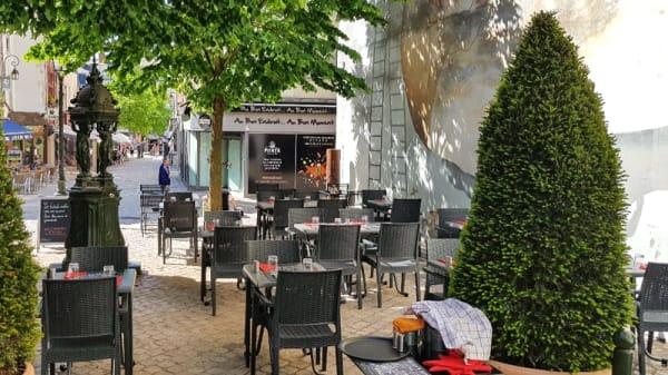 Terrasse - Le Bidule, Orléans