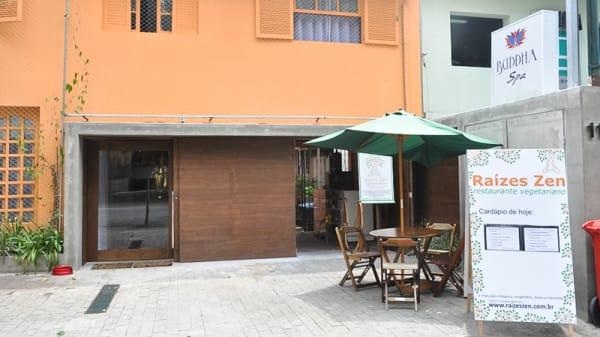 Entrada - Raízes Zen Perdizes, São Paulo