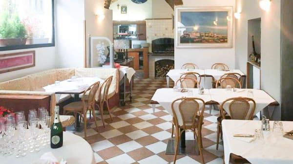 Salone ristorante - Marechiaro, Bergamo