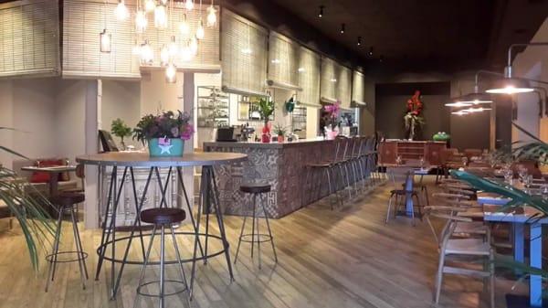 Sala del restaurante - Bodhigreen Vegetariano, Alicante