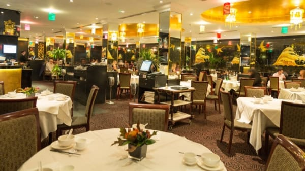 Room's view - Royal China Queensway, London