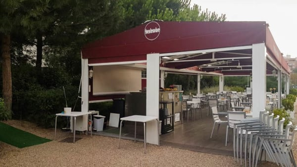 Terraza - Fuentecobre, Madrid
