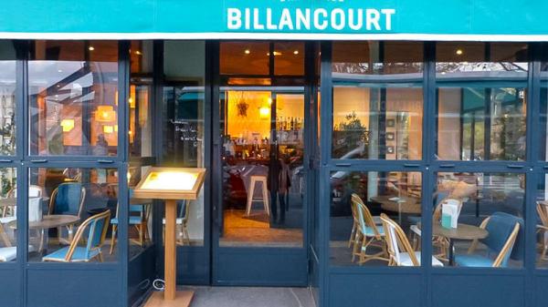 Entrée - Brasserie Billancourt, Boulogne-Billancourt