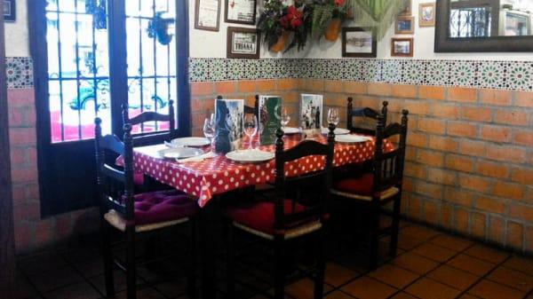 El comedor - Taberna La Andaluza - Gascona, Oviedo