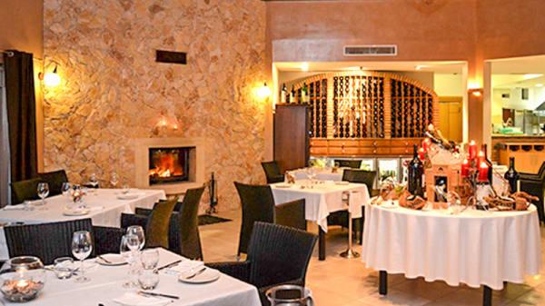 Interior - Hexagone steakhouse, Carvoeiro