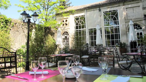 Vue extérieure - L'Estagnol, Saint-Rémy-de-Provence