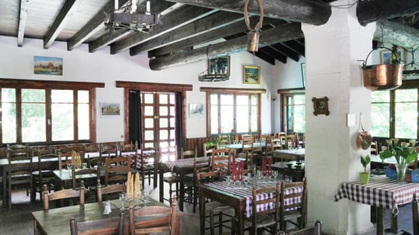 Vue de la salle - Hostal dels Trabucayres, Maureillas-las-Illas