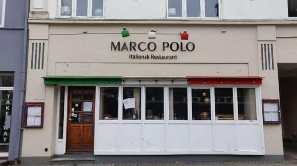 Ingång - Marco Polo, Silkeborg