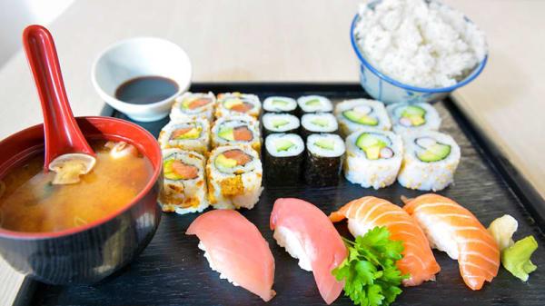 sushi - Miko Sushi, Lyon